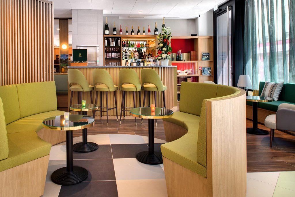 Bar Les Jardins de Mademoiselle Paris
