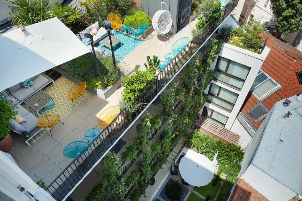 Les Jardins de Mademoiselle Paris