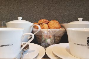 Breakfast Les Jardins de Mademoiselle Paris