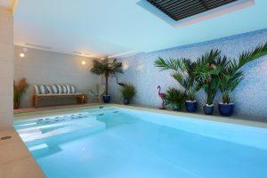 piscine Les Jardins de Mademoiselle Paris