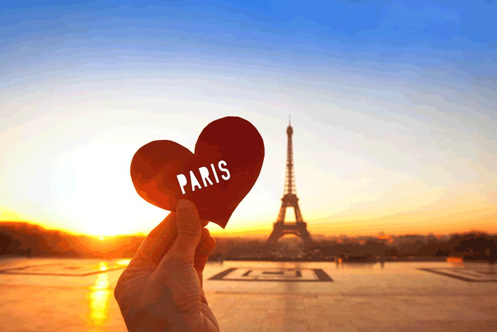 Paris séjour romantique