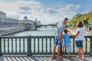 Paris en famille